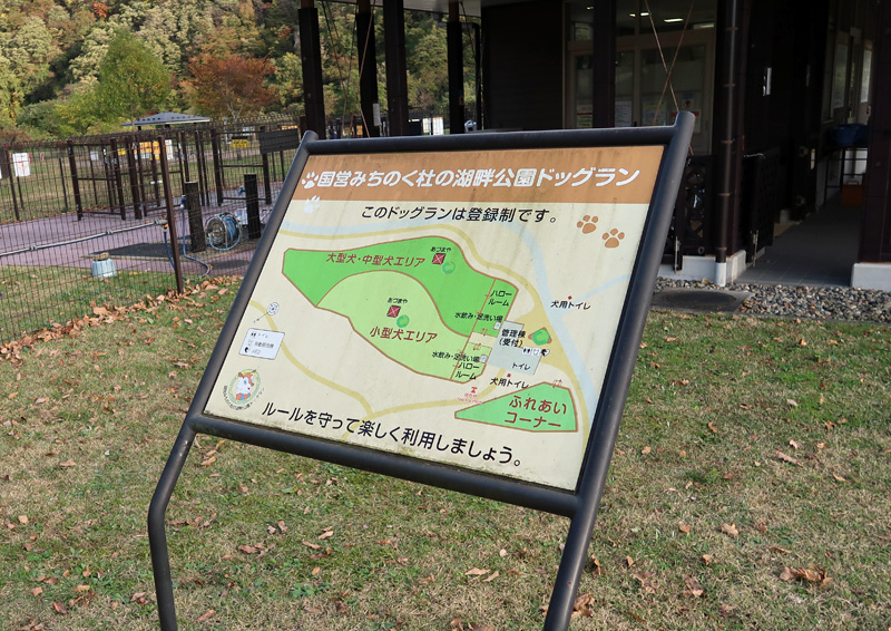 【国営みちのく杜の湖畔公園