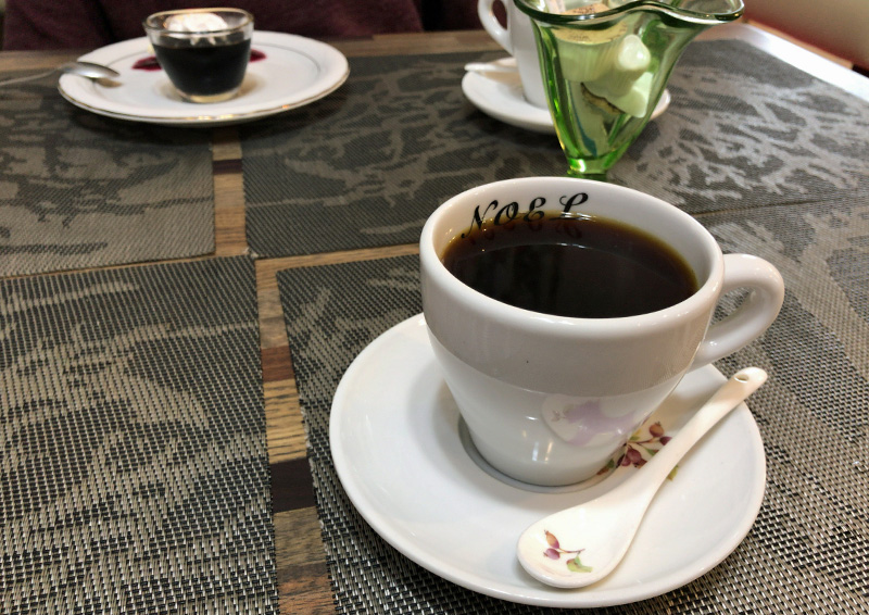 コーヒー&コーヒーゼリー